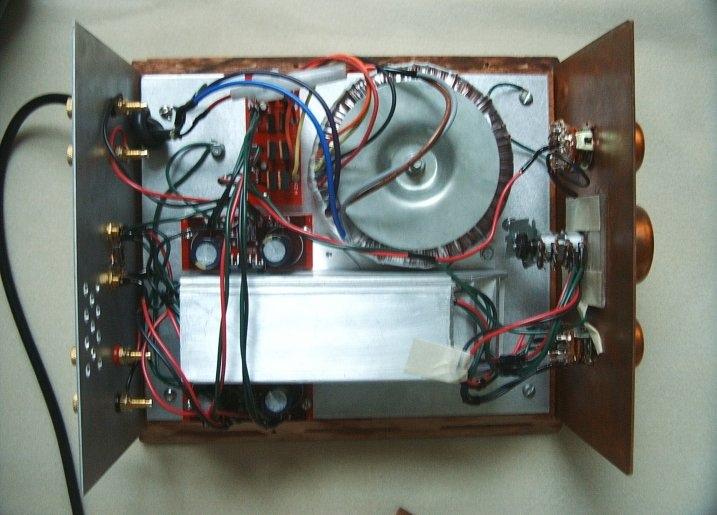 Gainclone Amplifier · Shawn T  O'Neil