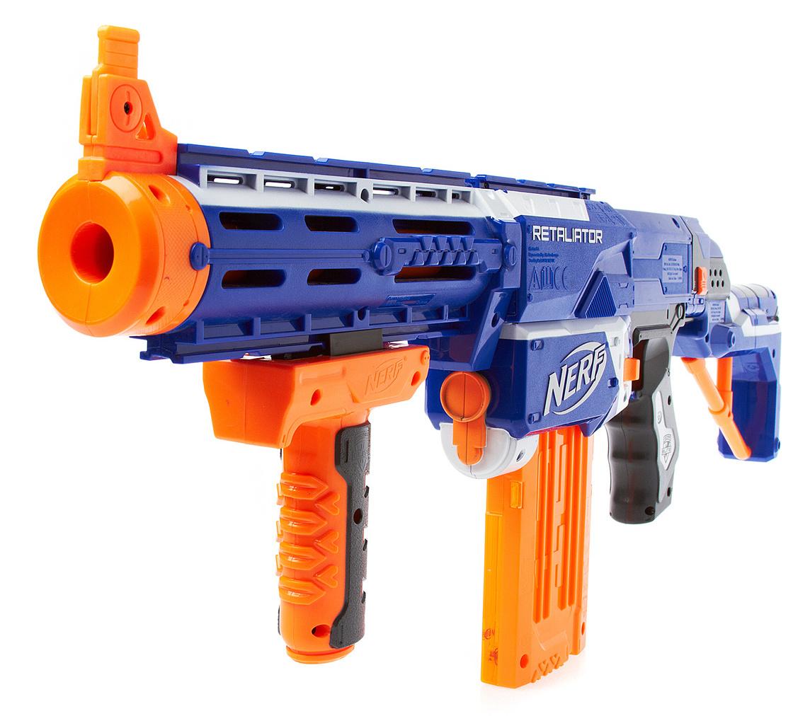 Figure 12: Nerf Retaliator.